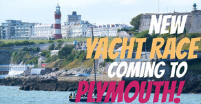 RWYC England brings new yacht race to Plymouth