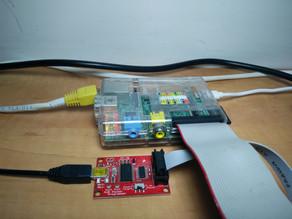תכנות AVR ושימוש ב-Programmer על ה-RPi