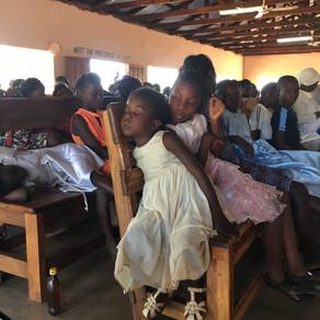 Sleeping in church