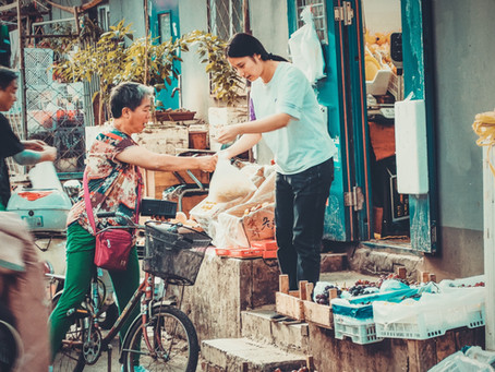 The Revival of Street Vending in China