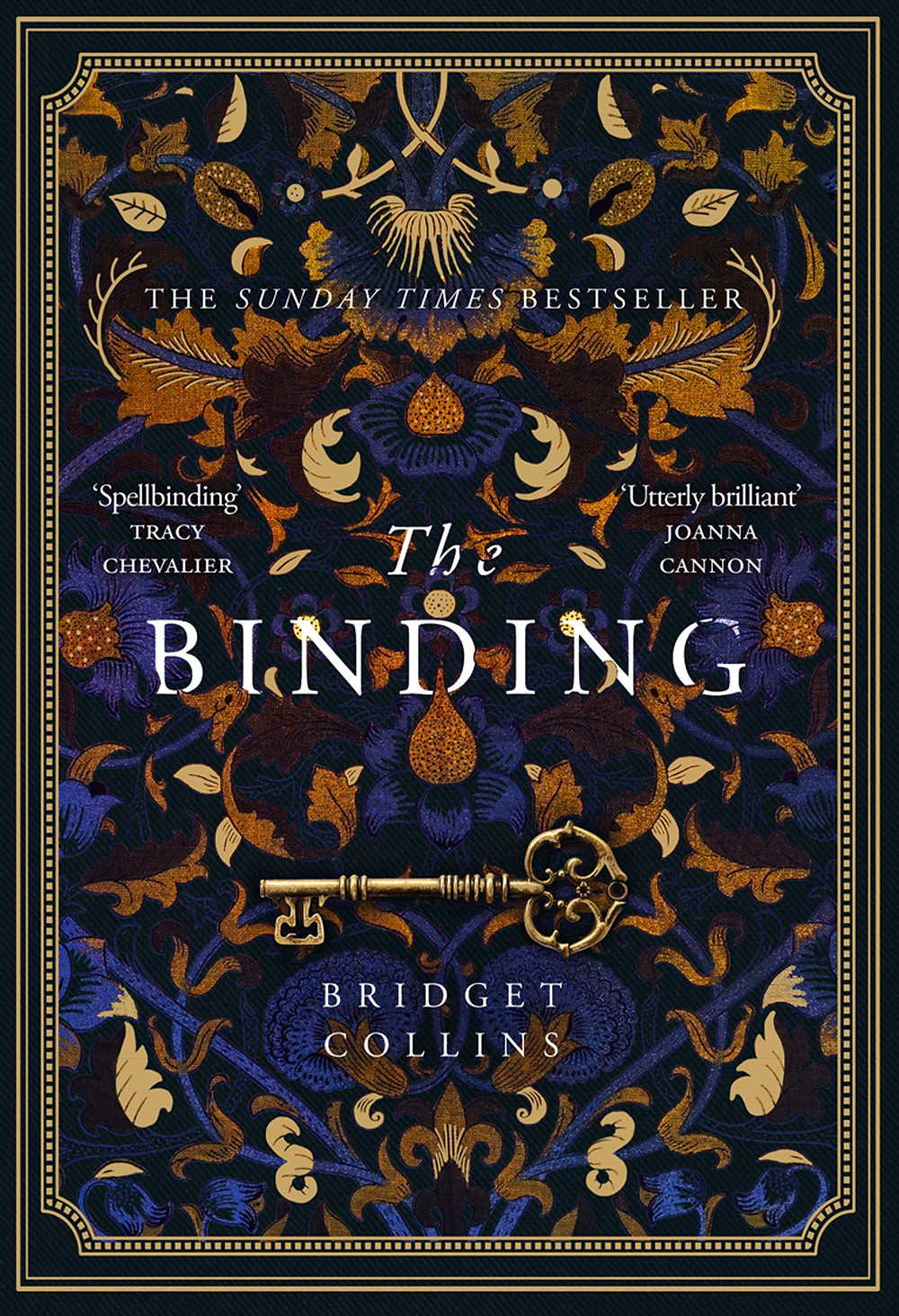 The Binding by Bridget Collins : the book slut