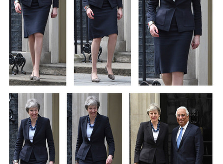 Theresa May Ballsmania