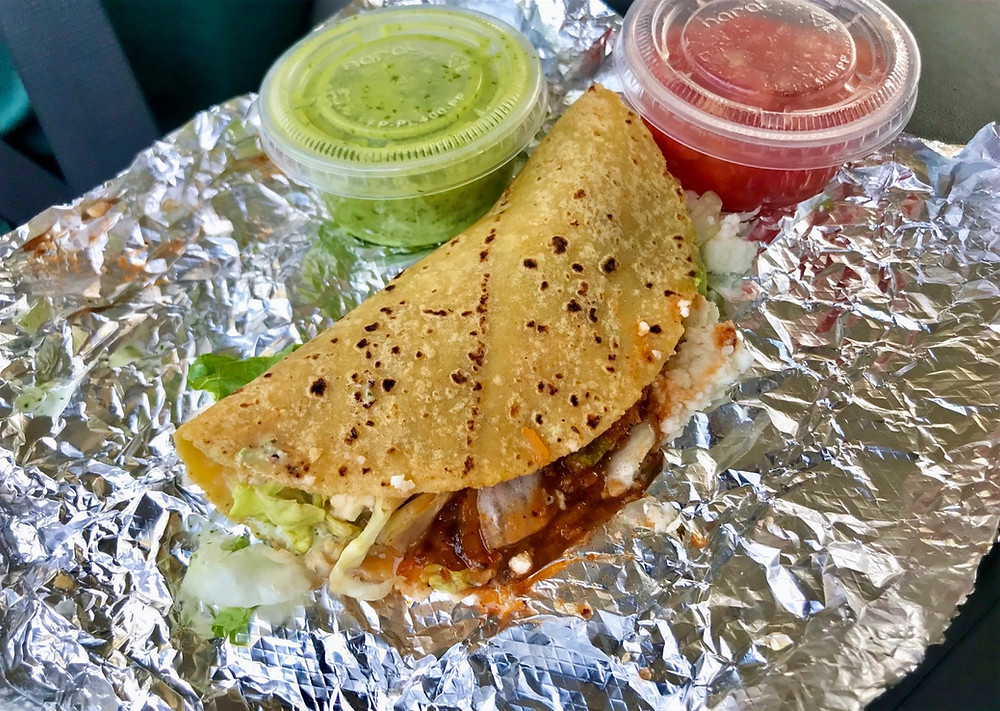 Vegan, tacos, Chickenless, EL Pollo Loco, Vegetarian, Food, Restaurant