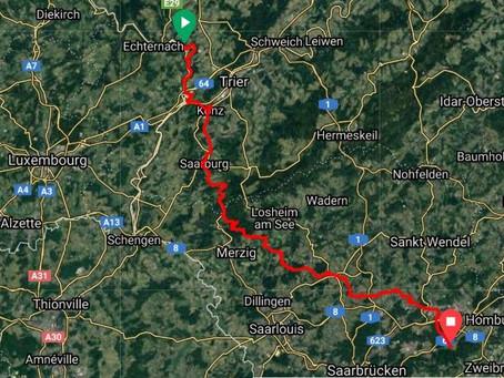 Ride for the Glaciers: van ingeving naar concrete route