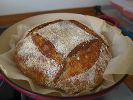 Making your Sour-Dough at home! PART 2