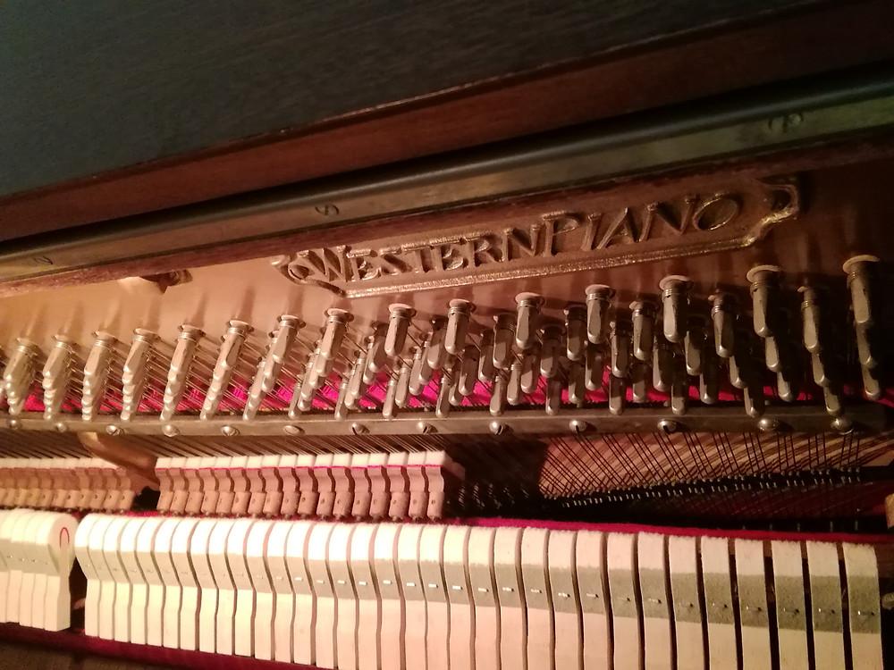 西川ピアノ