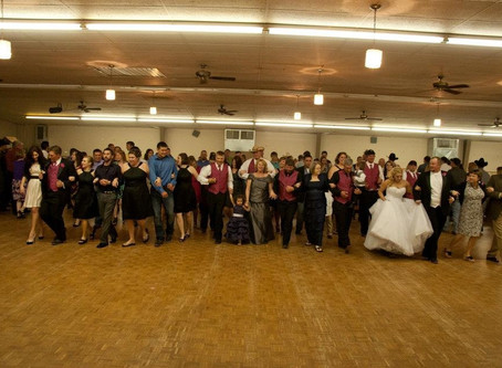 Lets bring back the Wedding Grand March - First Dance.
