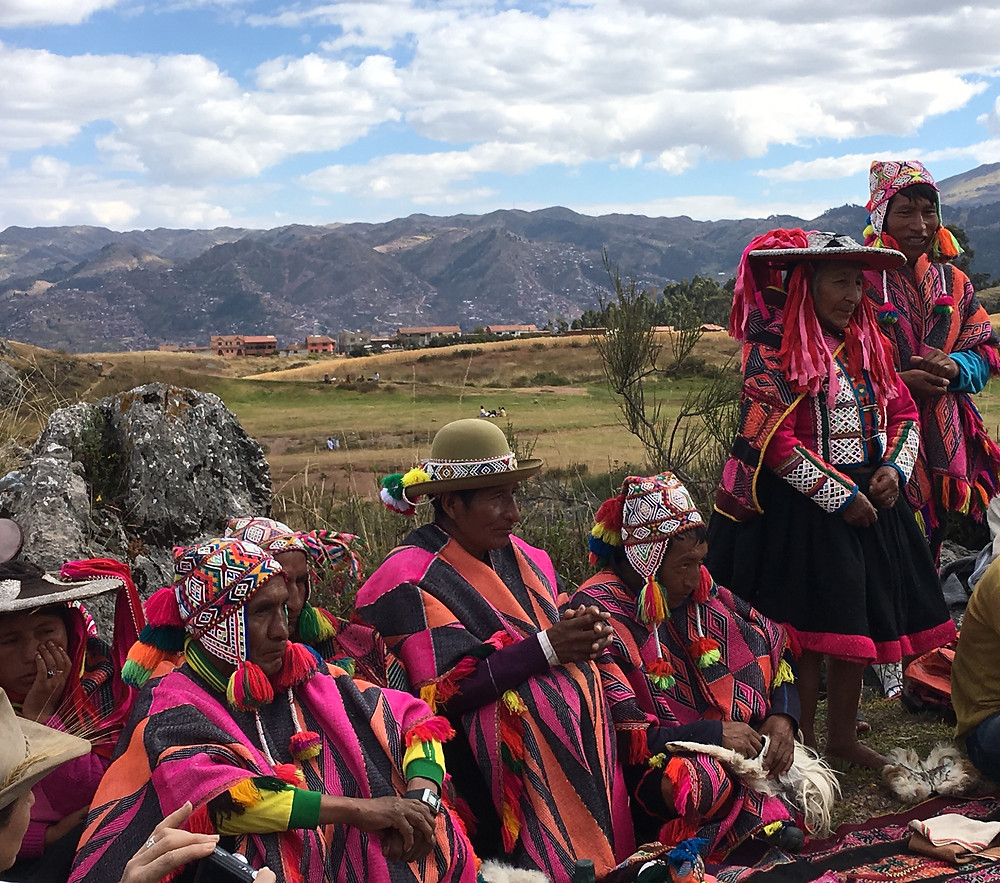 Andean Cosmovision