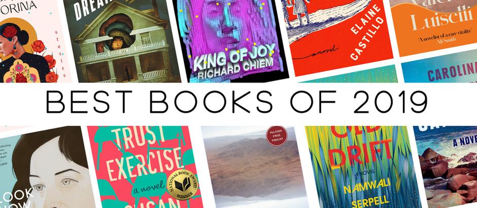 Jessica Maria's Best Books of 2019