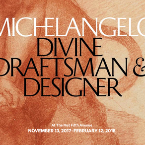 Once-in-a-lifetime Michelangelo Exhibition at The Met