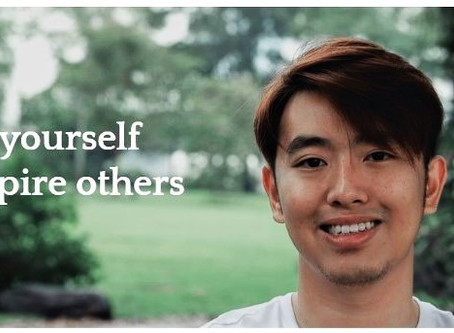 Human Stories: Ron Tan, Deaf Pianist and Founder, Inclusive Arts Movement, Singapore