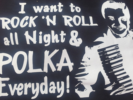 Are YOU too cool for Polka?