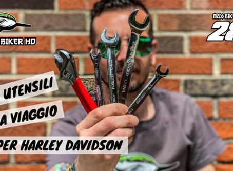 KIT UTENSILI DA VIAGGIO PER HARLEY-DAVIDSON