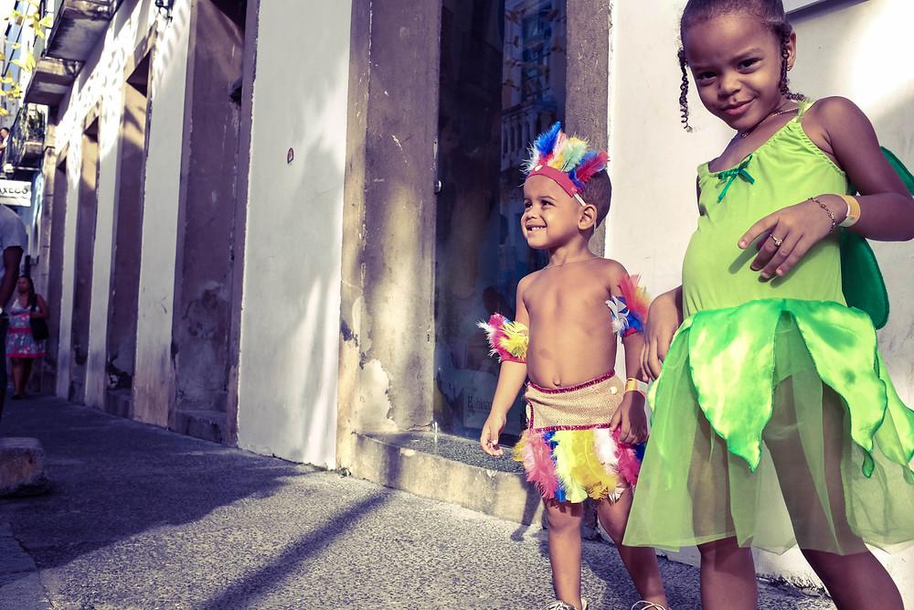 carnival bahia brazil salvador
