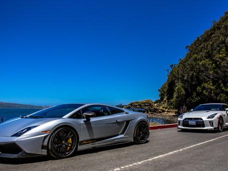 Exotic Car Rental Tours (2018 Nissan GTR!)