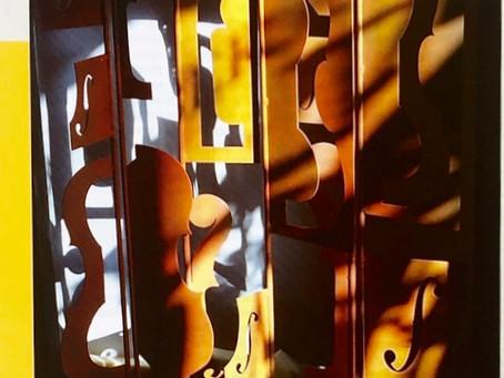 Na návštěvě u italského houslaře
