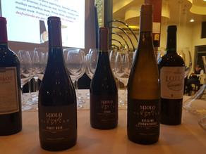 Jantar harmonizado com vinícola Miolo