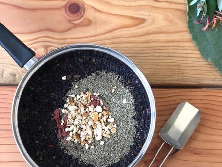 Elderberry Elixir Recipe