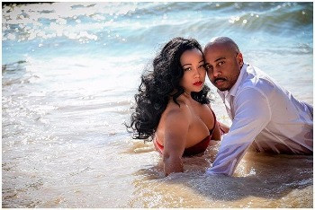 OWN Networks™ Ready to Love Star Courtney Larisa and New Husband Terrance Talk Relationships