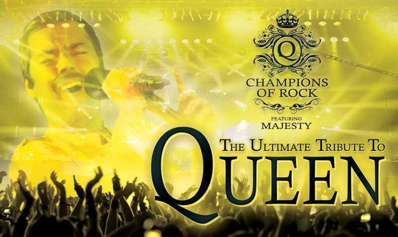 Queen Tribute Champions of Rock