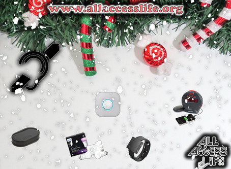 Top 5 Christmas Gift ideas for our Deaf and H.O.H category
