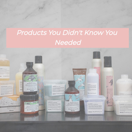 Products You Didn't Know You Needed
