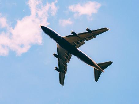 How do you land your plane?