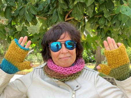 La bufanda-cuello más fácil del mundo