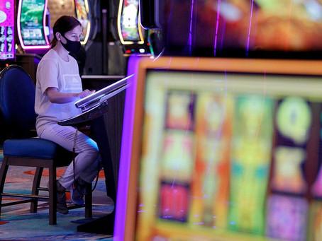 新冠病毒 Covid-19 促进了美国在线赌博业的发展