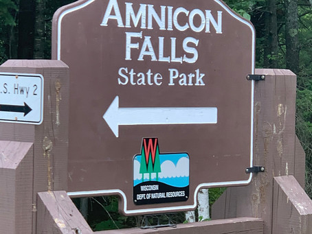 Amnicon State Falls Camping-Trip Report