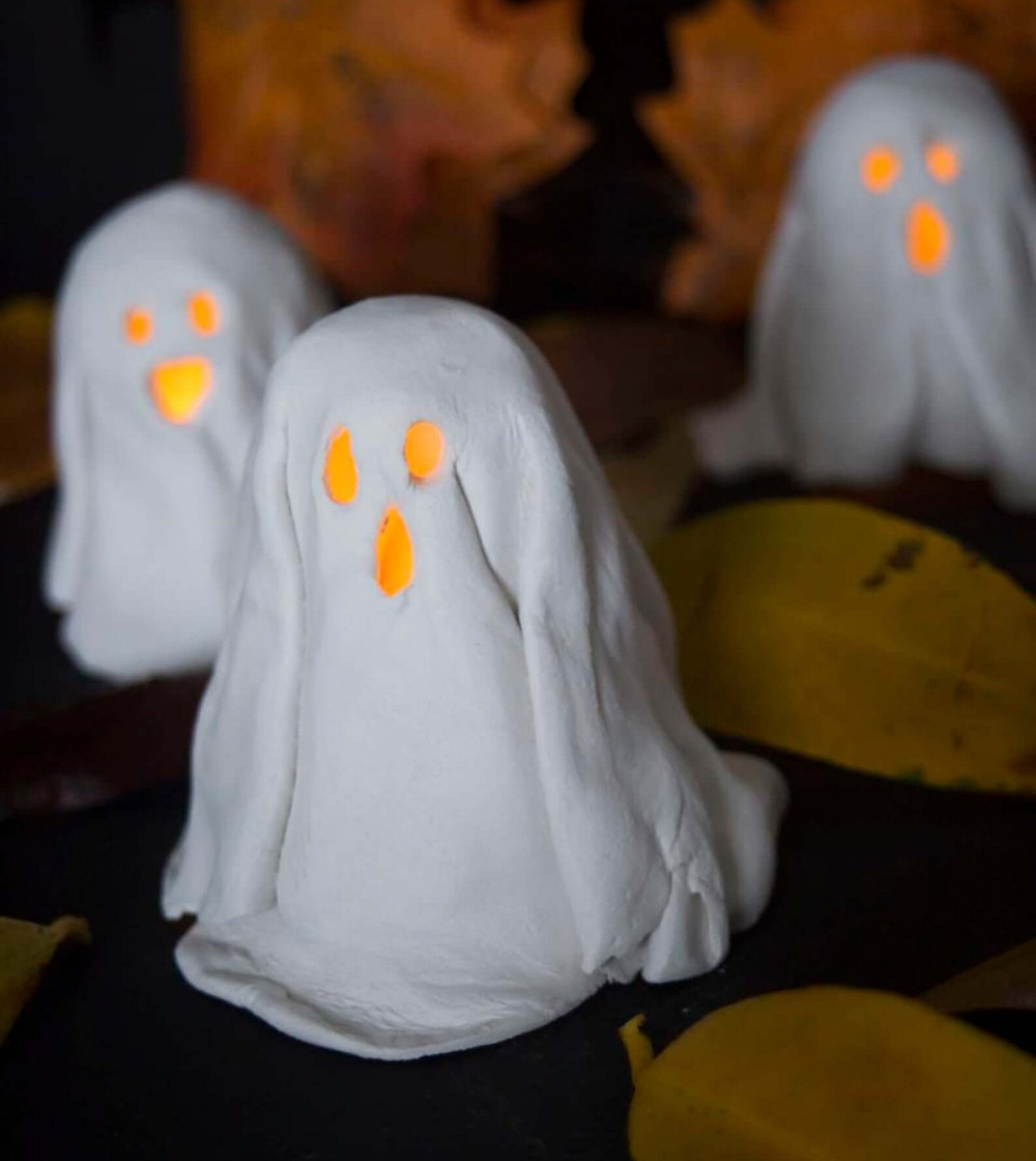 Spooky halloween treats.