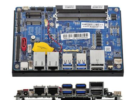 JMT-KL35/3865 (1151/DDR4/HDMI/DP/RS232*4)