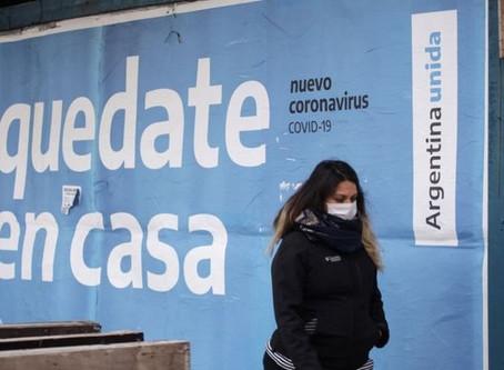 197 personas murieron y 11.945 fueron diagnosticadas con coronavirus en el país