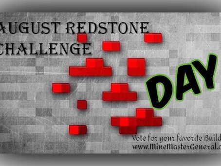 August Redstone Challenge Day 6 Poll OPEN