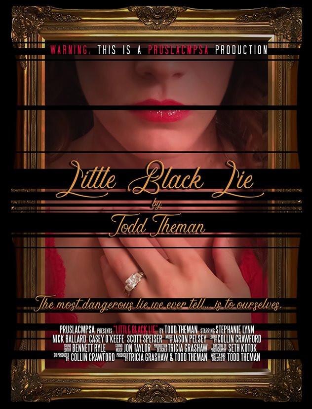 Little Black Lie Movie Poster