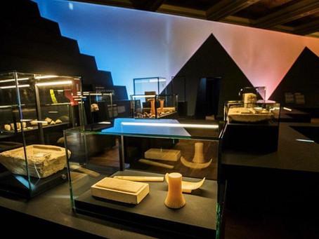 Выставка «Цари Солнца» открылась в Праге