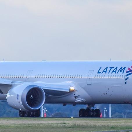 Latam Airlines es reconocida como el grupo de aerolíneas más puntual del mundo.