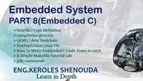 system Embedded System PART 8(Embedded C)