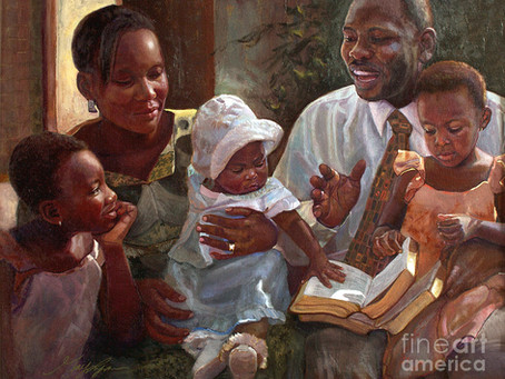 The Body of Christ: A conversation about and resources for addressing race in LDS art