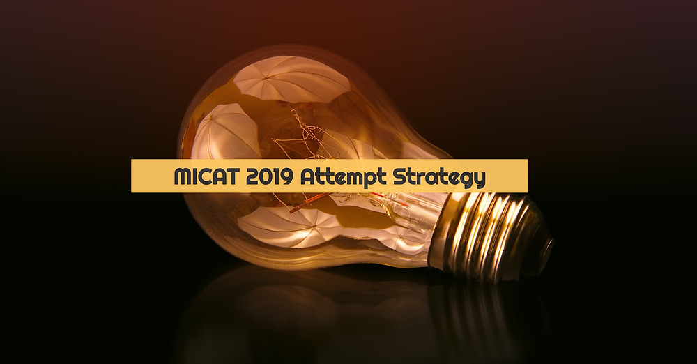 MICAT 2019 Attempt Strategy