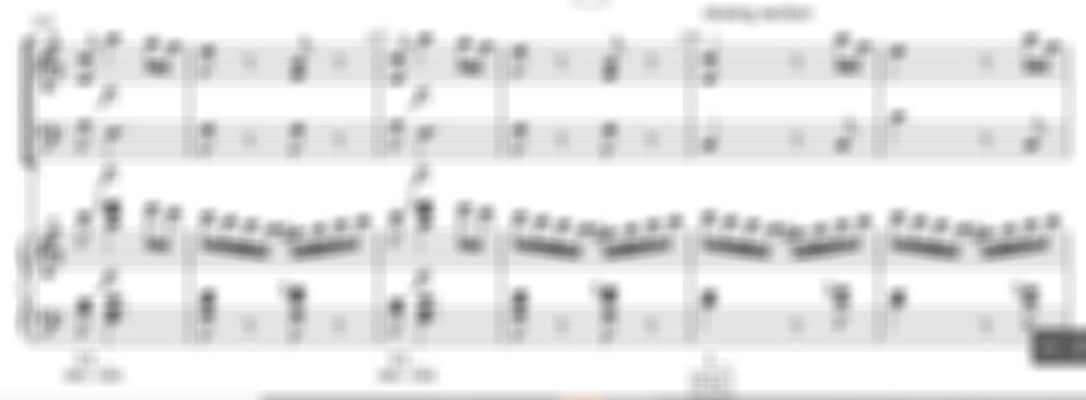 p. 527 e.g.14.14 / Haydn, Piano Sonata in C, H. 21, ii, 40-48