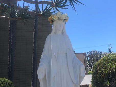 7º Dimanche de Pâques L'Ascension du Seigneur Année Liturgique A