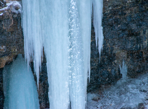 Ontario adventurer talks ice climbing in Elora Gorge
