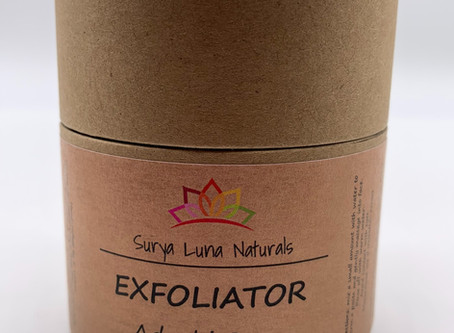 Getting the Best from your new  Exfoliator