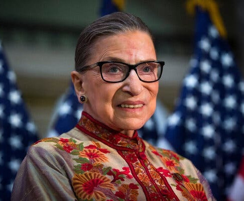 17 Powerful & Inspiring Quotes from Ruth Bader Ginsburg