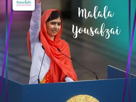 ملالا يوسفزي