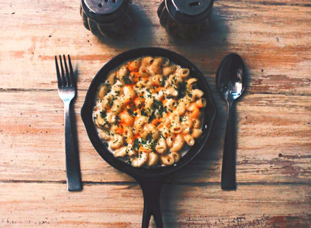 Baked Mac & Cheese: Prepare Yourself for Some Southern Flavor!