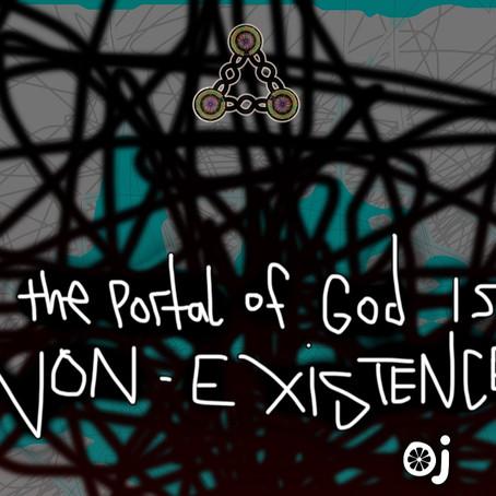 OJ'den yeni sergi: The Portal of God is Non-Existence