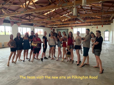 Introducing our new studio location - Pilkington Road