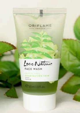Oriflame Love Nature Neem Face Wash - Midas Touch Review